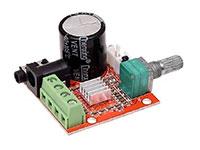 Módulo Amplificador Audio PAM8610 - 2 x 10W
