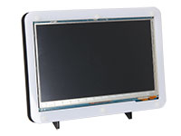 "jOY-it 7"" DISPLAY-CASE - Caja para montaje Pantalla TFT 7"" - RB-LCD-7-2Case"