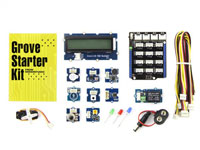 Seeed Studio Grove Starter Kit Plus v3 - Conjunto de Cartões Plug and Play para Arduino Uno - 110060024