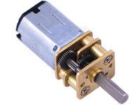 Pololu - Miniature High Power 6 V Gearmotor - 10:1 - 3000 rpm - 999