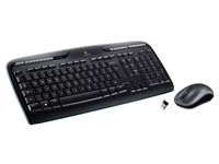 Logitech MK330 Wireless Combo - Teclado e Mouse - sem Fios - LOGMK3330