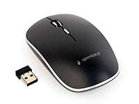 Gembird MUSW-4B-01 - 2.4 Ghz 4 Button Wireless Mouse
