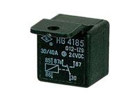 RELE CONVENCIONAL 24VDC SPDT 1 CO 30A