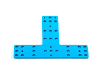 Makeblock T - Plate - Blue - 61412