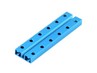 Makeblock 0824 - Beam - 96 mm - Blue - 60020