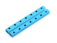 Makeblock 0824 - Beam - 112 mm - Blue - 60024