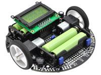 ROBOT SEGUIDOR DE LINEAS POLOLU 3PI