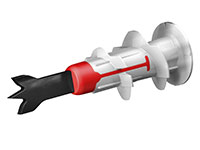 Fischer DuoBlade S K NV - Pladur Fixação - Blister 6 unidades - 545684