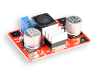 CONVERTIDOR DC-DC, IN: 3,5..35V, OUT: 5..56V/3A