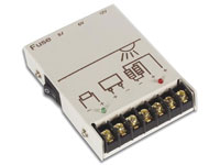 Charge controller for solar energy 12 V - 4 A