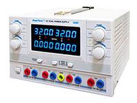 PeakTech 6210 - Fuente de Alimentación Laboratorio 2X0-30V/2X0-5A, 2X5V/1A - P6210