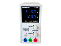 PeakTech P6226 - Laboratory Power Supply 0-30 V - 0-10 A