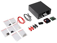 jOY-it DPS-Case - Power Supply Module - Metal Enclosure for DPS5005, DPS5015 et DPH5005