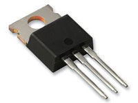 TRIAC BT138-600