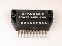 STK055 - Amplificador de Potencia Estereo 15 W