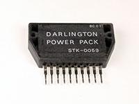 STK059 - Amplificador de Potencia Mono 55 W