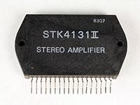 STK4131 - Amplificador de Potencia Mono 35 W - STK4131II