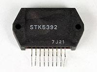 STK5392 - Regulador de Tensión - Multi-Salidas