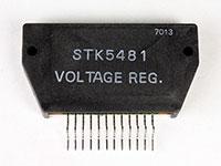 STK5481 - Regulador de Tensión - Salida Doble