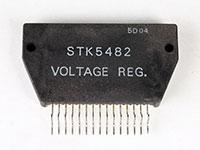 STK5482 - Regulador de Tensión - Salida Doble