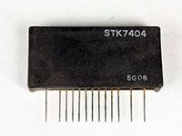 STK7404 - Regulador de Tensión - Salida Triple