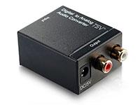 Digital to Analog Audio Converter with USB