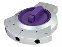 Toslink ACTV075 - Optical Signal Splitter - 1 Input and 3 Output