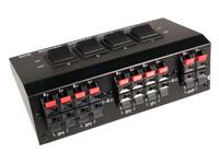 ACTV071 - 4 Pair Speaker Selector - 8 Speakers