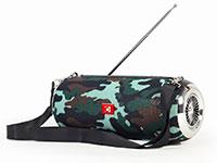 Gembird SPK-BT-17-CM - Altifalantes Multimédia sim Fios Bluetooth com Leitor micro SD + Radio FM