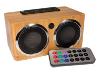 ALTAVOCES MULTIMEDIA 6W RMS CON MP3