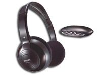 PHILIPS - SHC1300 - Casque sans fil
