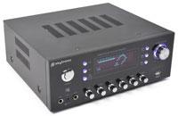 Áudio karaoke Amplificador - Rádio - MP3