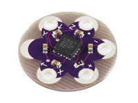 Sparkfun ADXL335 - ± 3g LILYPAD 3 axis accelerometer