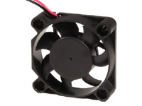 Ventilador Axial Casquillo 50 x 50 x 10 mm - 12 Vcc - KLD012PP050GSWH