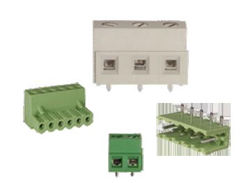 CONECTORES REGLETAS CLEMAS DE PCB