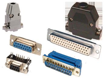 CONECTORES SUB D