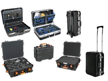 Venta de maletas de herramientas abs tienda de maletas - Maleta para herramientas ...