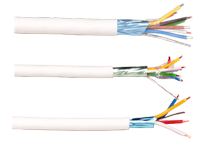 INTERCOM - Round Shielded Cables