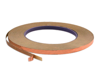 Adhesive copper tapes