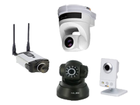 Wireless IP Cameras
