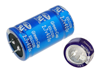 Supercapacitors (Supercap)