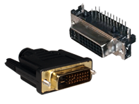 DVI connetors