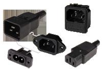 IEC 60320 Connectors