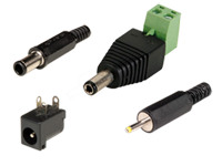 Power plug JACK connectors