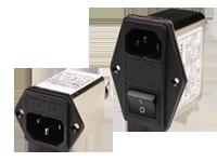 Filtros EMI-EMC IEC60320