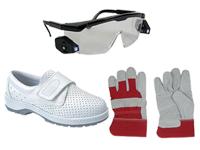 Protection Googles & Gloves