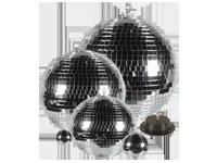 Mirror & Disco Balls