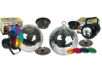 Set of Disco Lights