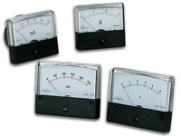 Analog current meters