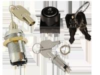 Tumbler Lock Keys